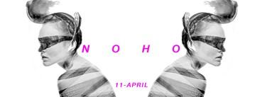 NOHO Hamburg Eventflyer #1 vom 11.04.2015