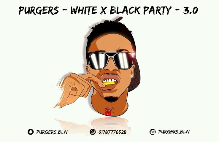 E4 23.03.2018 Purgers - White x Black Party   Finest HipHop, RnB and Blackmusic