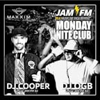 Maxxim Berlin Monday Nite Club by Jam Fm 93,6