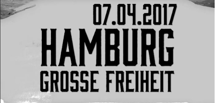 Große Freiheit 36 Hamburg Eventflyer #1 vom 07.04.2017