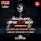 Empire Berlin Empire Club Nacht | Horror House Of Halloween