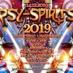 Edelfettwerk Hamburg Psy-Spirits 2019