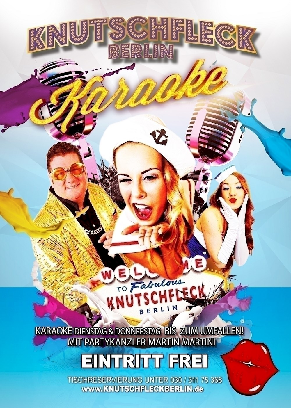 Karaoke-Dating-Seiten