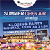"""Traumstrand Berlin Open Air Monday *Closing Party* bei 30 Grad & Song Presentation """"Beatnut feat. Max C - If This Is Love""""*"""