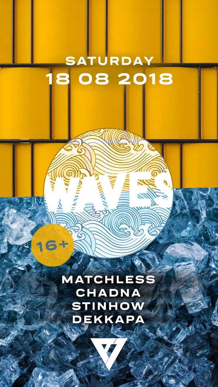 ASeven 18.08.2018 Waves - Grand Opening