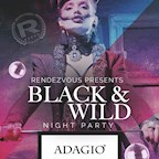Adagio Berlin Rendezvous presents Black & Wild Party