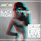 Maxxim Berlin Thank god its Friday - Black Friday by Jam FM
