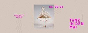 Edelfettwerk Hamburg Eventflyer #1 vom 30.04.2016