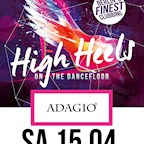 Adagio Berlin High Heels on the Dancefloor powered by Bodylicious
