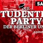 Spindler & Klatt Berlin Die Studentenparty der Berliner Unis