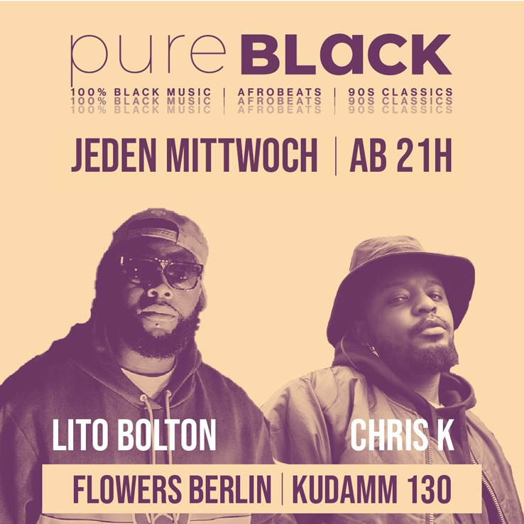 Flowers Berlin Eventflyer #1 vom 13.10.2021