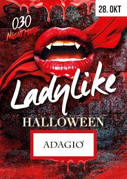 Adagio Berlin Ladylike! *Halloween*