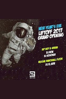 2BE Berlin New Year's Eve / Grand Opening New Location