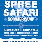 Trabrennbahn Karlshorst Berlin Spreesafari Sommercamp