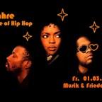 Musik & Frieden Berlin 3 Jahre Golden Age of Hip Hop & RnB