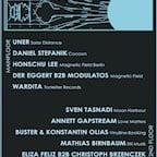 Burg Schnabel Berlin Magnetic Field w/ Uner, Daniel Stefanik, Sven Tasnadi, Honschu Lee