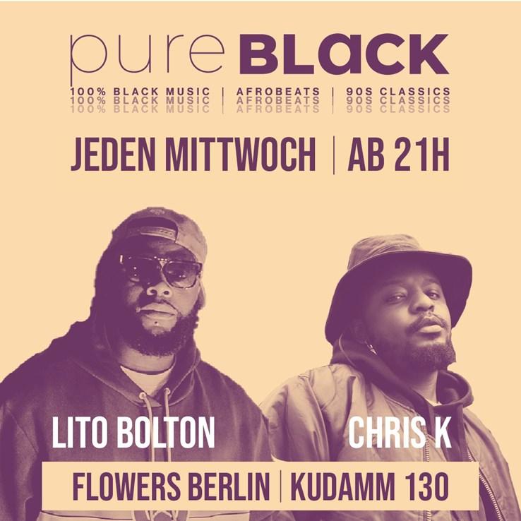 Flowers 22.09.2021 Pure Black