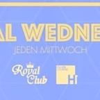 H1 Club & Lounge Hamburg Royal Wednesday