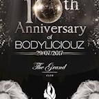 The Grand Berlin 10 Th Anniversary Of Bodylicious