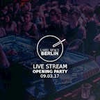 Burg Schnabel Berlin Label Space - Video Stream Party