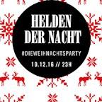 Felix Berlin Helden Der Nacht – Die Weihnachtsparty