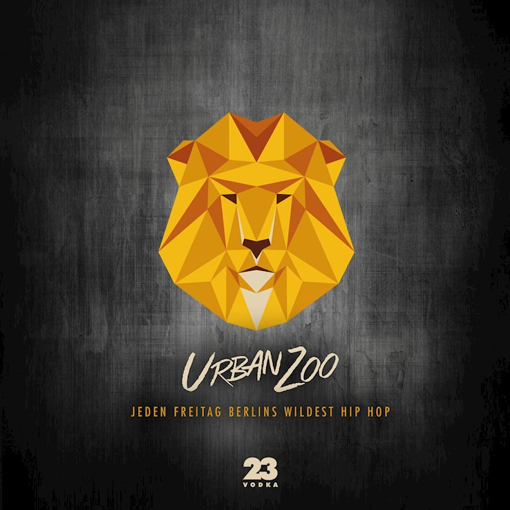The Pearl 22.06.2018 Urban Zoo - nur Freitags Berlins wildest Hip Hop