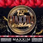 Maxxim Berlin 12 Years Maxxim Club