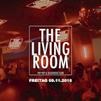"The Living Room Berlin ""The Living Room"" Hip Hop & Blackmusic Club"