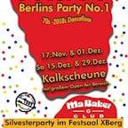 Kalkscheune Berlin Ma Baker Party