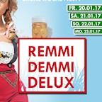Maxxim Berlin Remmi Demmi Deluxe - Grüne Woche Party