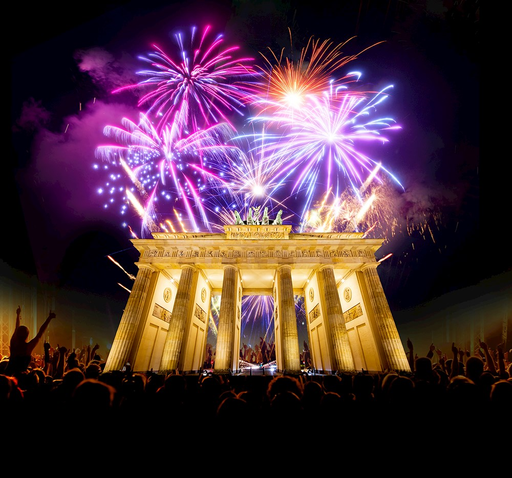 Silvesterparty Berlin 2020