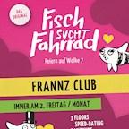Frannz Berlin Fisch sucht Fahrrad - Feiern auf Wolke 7