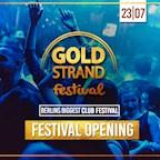 Maxxim Berlin Goldstrand Festival Berlin #Grand Opening