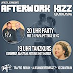 Traffic Berlin Afterwork Kizz