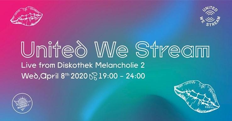 Ipse 08.04.2020 United We Stream #Melancholie 2