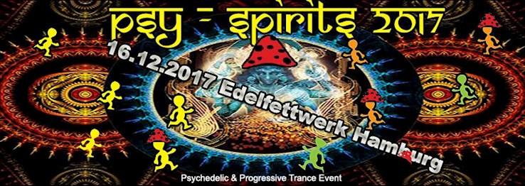 Edelfettwerk Hamburg Eventflyer #1 vom 16.12.2017