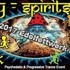 Edelfettwerk Hamburg Psy-Spirits 2017