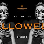 NOHO  Yelloween presented by Veuve Clicquot Rich