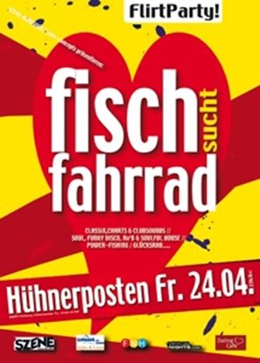 Hühnerposten Hamburg Eventflyer #1 vom 24.04.2015