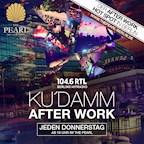 The Pearl Berlin Ku'damm After Work | 104. 6 RTL – Das Original