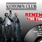 Cheshire Cat Berlin Motown Club-Remember The Time Party