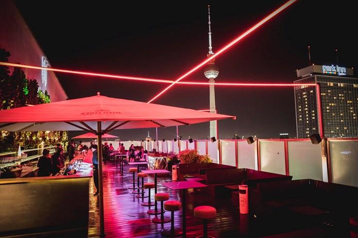 Club Weekend Berlin Eventflyer #1 vom 07.08.2021