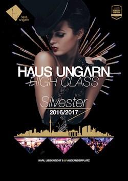 Haus Ungarn Berlin Die große Silvesterparty am Fernsehturm