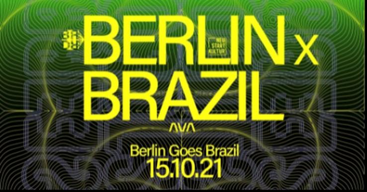 Ava Berlin Eventflyer #1 vom 15.10.2021