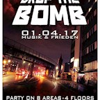Musik & Frieden Berlin Drop The Bomb Party