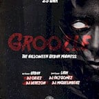 Eastwood Berlin Groozle - The Urban Halloween Madness - Hip Hop meets Latin