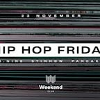 Club Weekend Berlin HipHop Friday