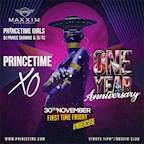 Maxxim Berlin Princetime Xo - One Year Anniversary