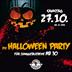 Eierschale Dahlem Berlin Die Halloween Party für Junggebliebene ab 30