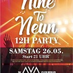 Ava Berlin From Nine to Neun - 12h Party